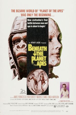 Beneath the Planet of the Apes