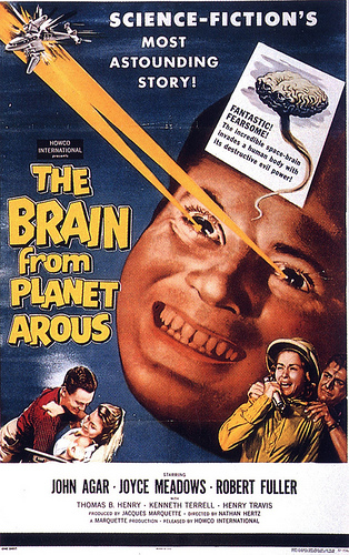 Brain from Planet Arous, The