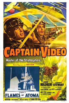 Captain Video: Master of the Stratosphere