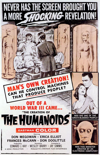 Creation of the Humanoids, The