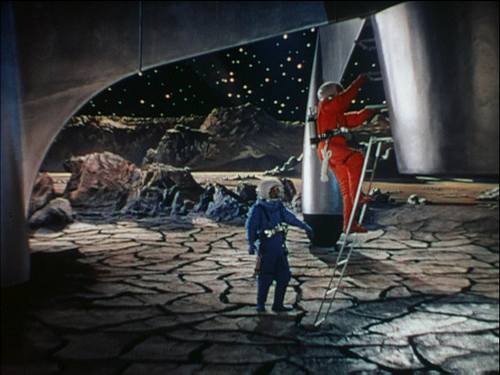 still from destination moon 1950