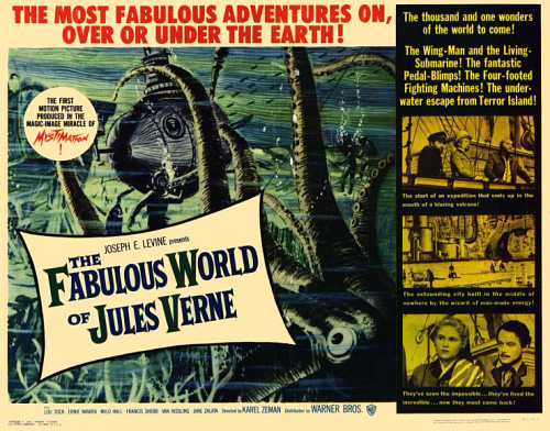Fabulous World of Jules Verne, The