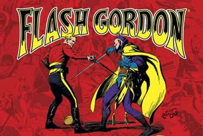 Amazing Interplanetary Adventures of Flash Gordon