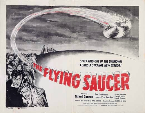 Flying Saucer, The