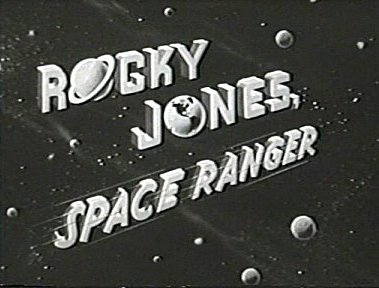 Rocky Jones: Space Ranger