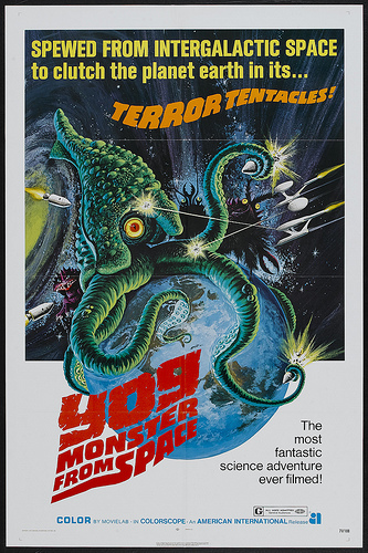 Yog: Monster from Space (aka Space Amoeba)